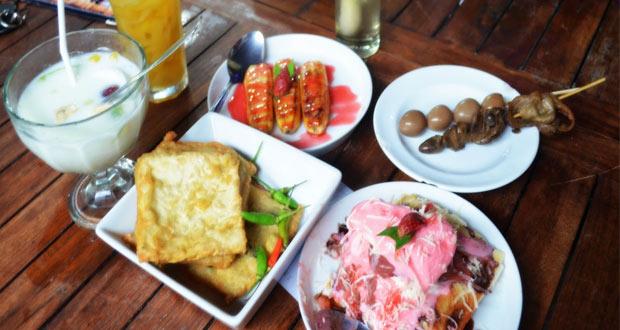 Tempat wisata kuliner di jogja House of Raminten
