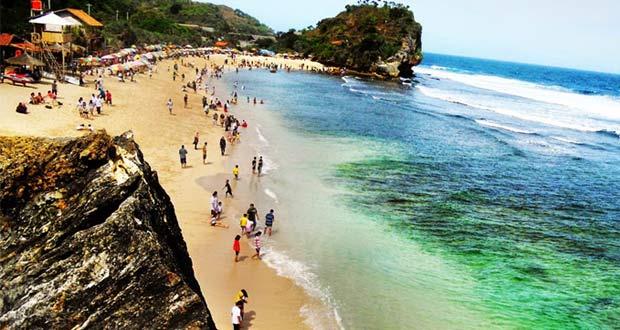 Tempat Wisata Pantai Di Jogja Pantai Indrayanti