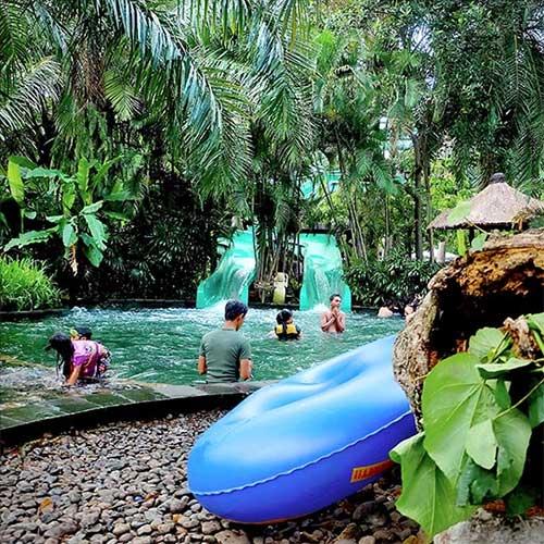 Waterboom Lippo Cikarang Maslatip Travel