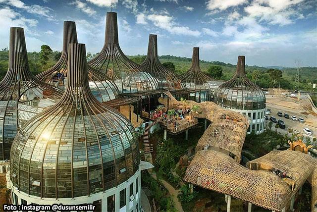 47 Tempat Wisata Hits Kekinian Dan Instagramable Di Semarang